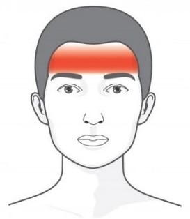 Stresas ir skausmas zandikaulio apacioje
